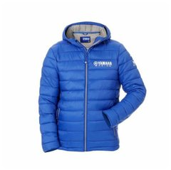 Куртка YAMAHA Kitak Mens Quilted Jacket Blue, L, Blue