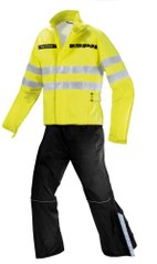 Дождевик Spidi H2 LIFE RAIN, S, Black-Yellow