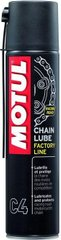 Смазка Motul C4 CHAIN LUBE FACTORY LINE, 400 мл, (815616, 102983)
