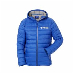 Куртка YAMAHA Kitak Mens Quilted Jacket Blue, M, Blue