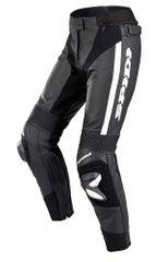 Мотоштаны Spidi RR Pro Lady, 40, Black-White